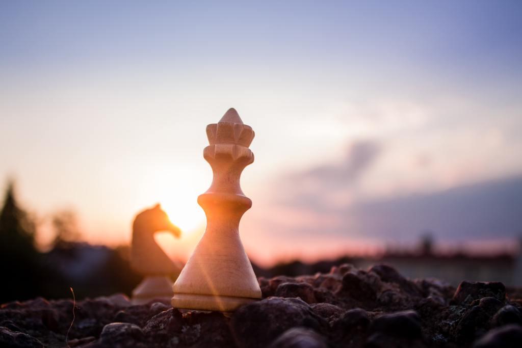 Al estilo de Gambito de Dama, estas niñas en Zimbabue quieren triunfar en el ajedrez