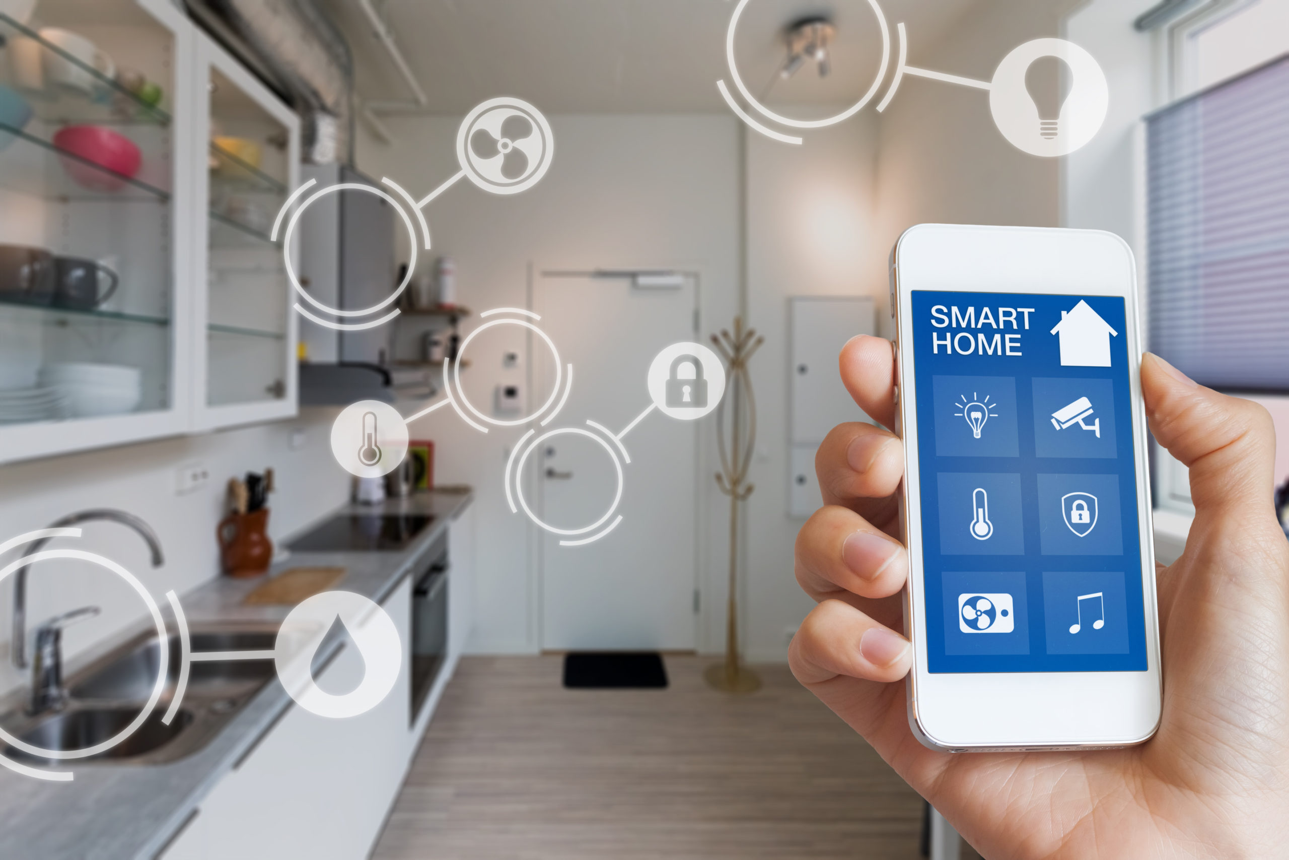 """¿Sabías que hay una app para hacer tu casa """"más inteligente""""?"""