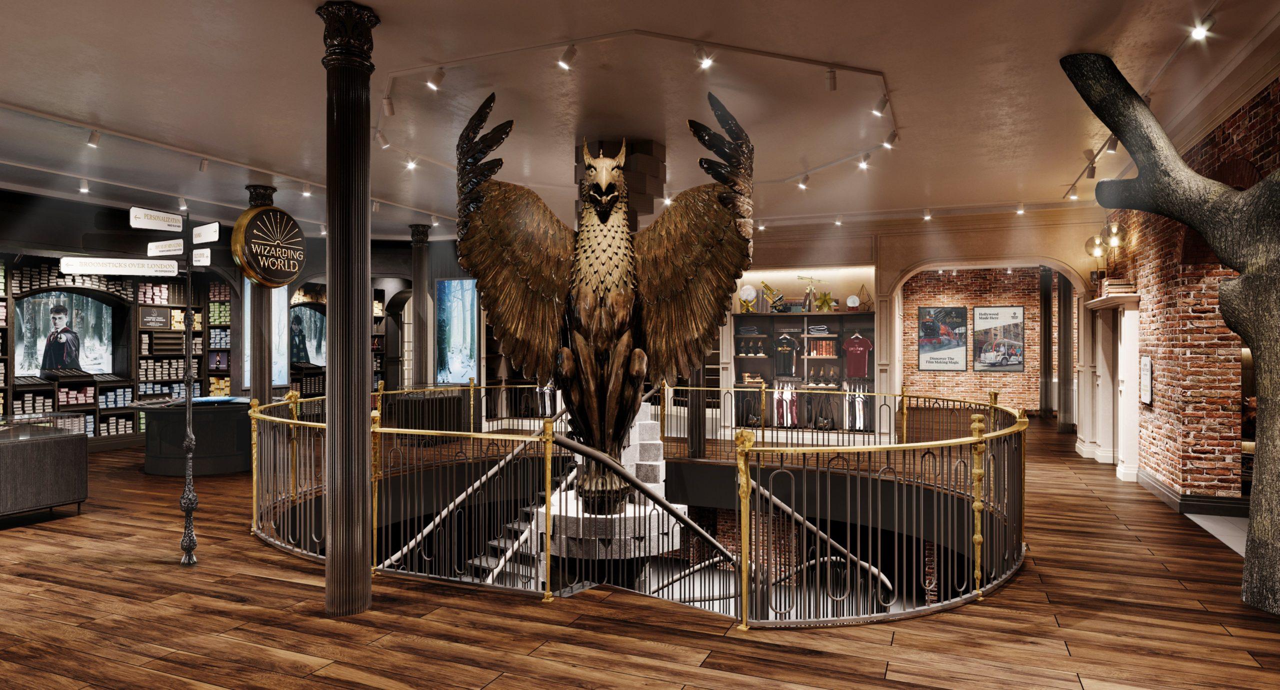 La tienda de Harry Potter más grande del mundo abre en Nueva York: ¡no te la puedes perder!
