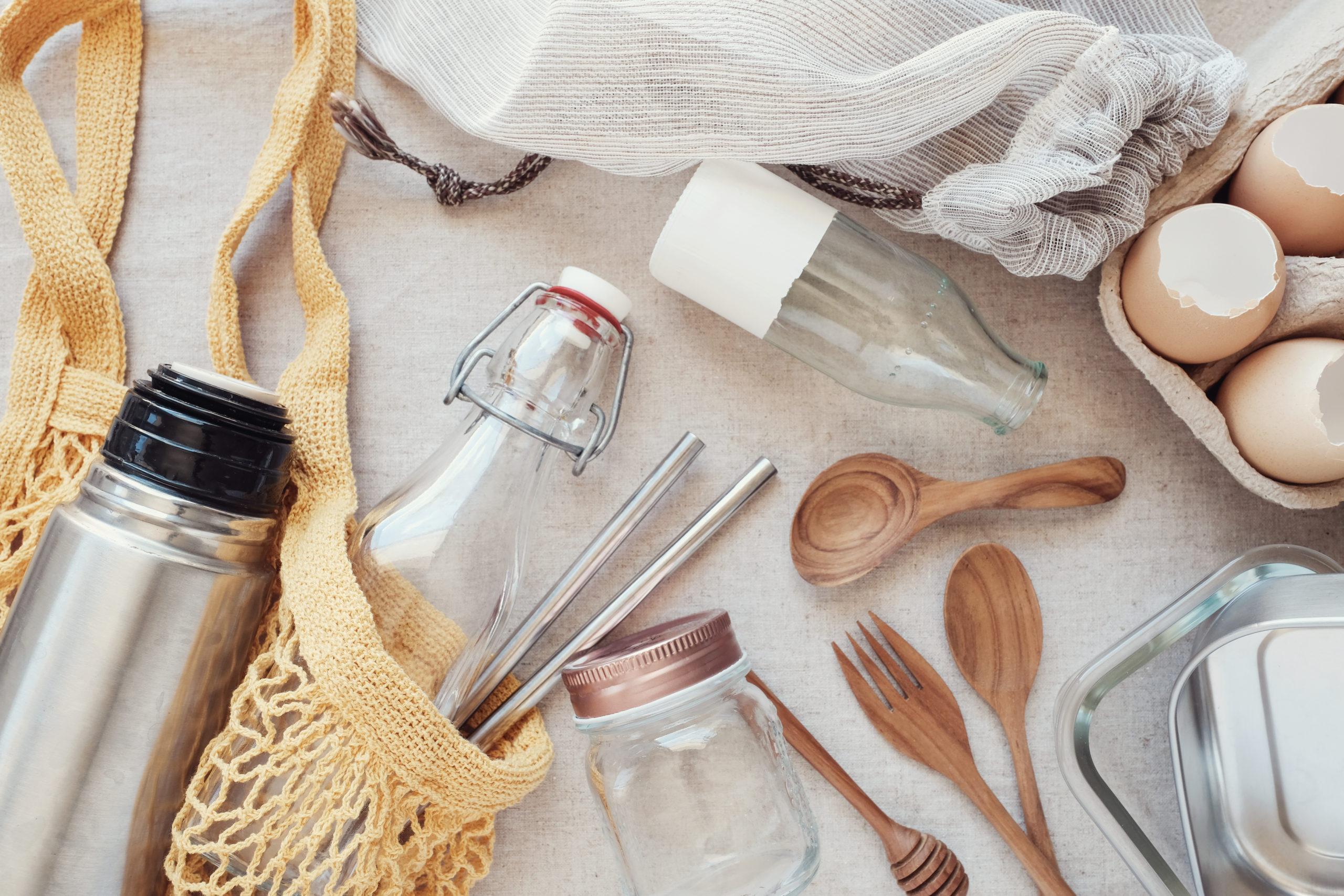 20 consejos para que julio sea un mes libre de plásticos