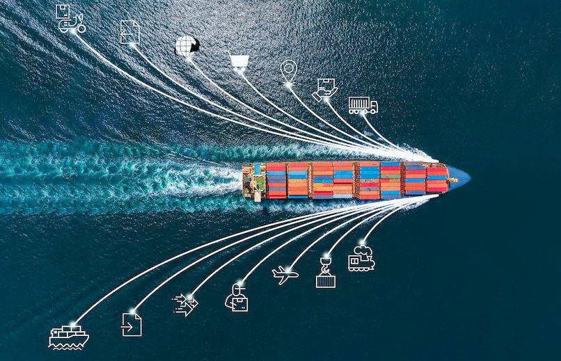 Buques de carga ahorrarán energía y combustible con este novedoso mecanismo
