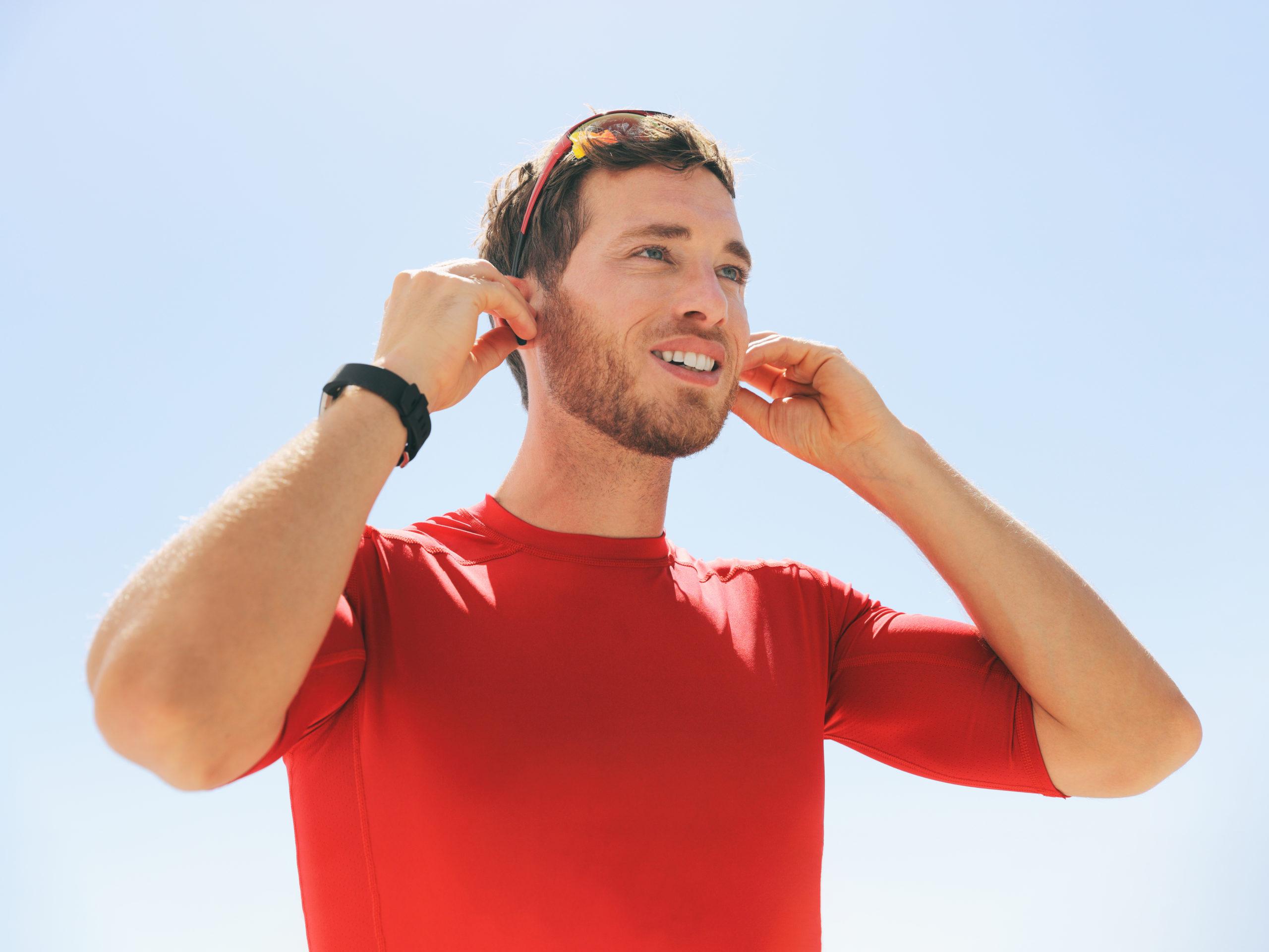 Estos audífonos inalámbricos están hechos para proteger tus oídos