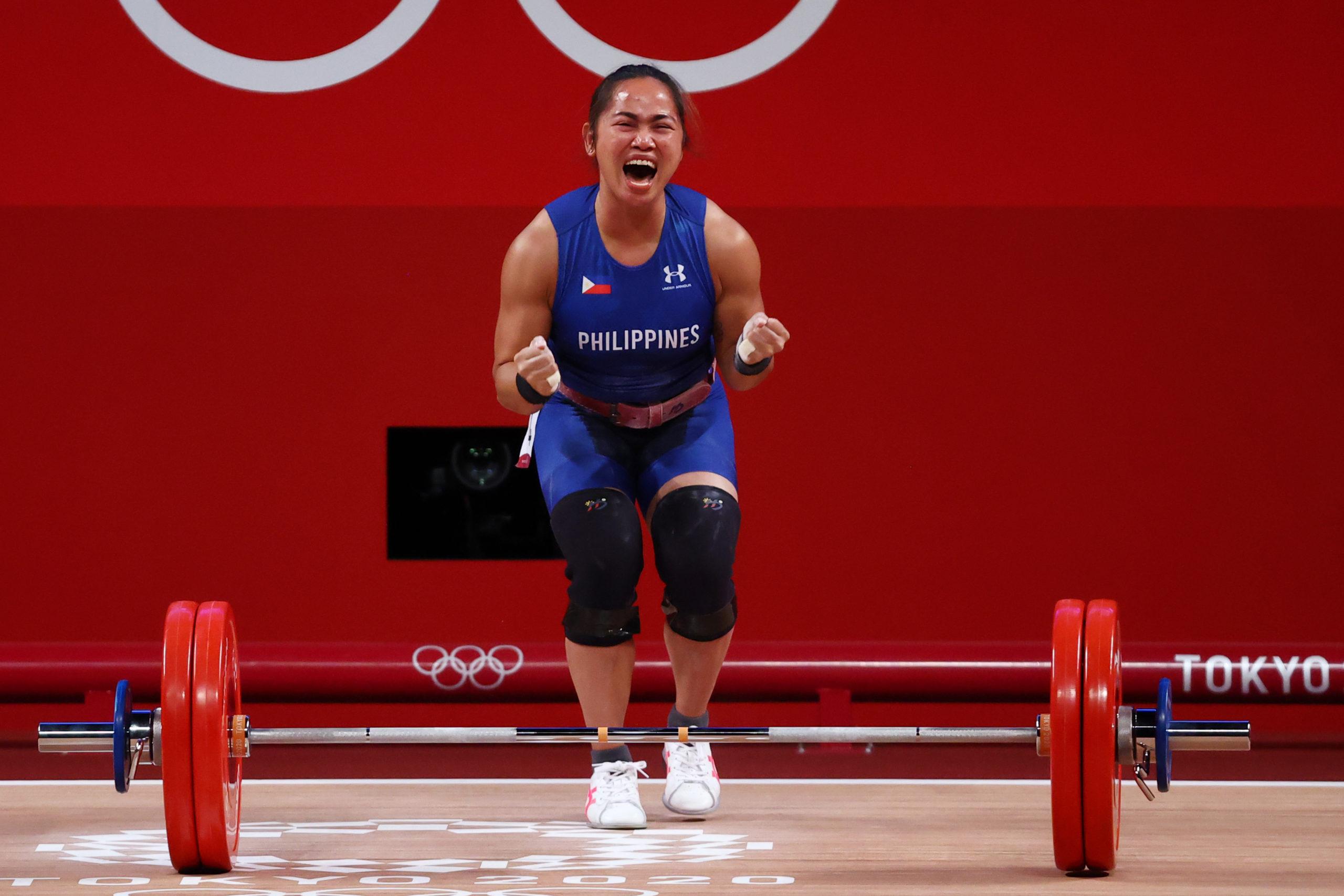 Por ganar primera medalla de oro para Filipinas, atleta olímpica recibirá ¡millonarios premios!