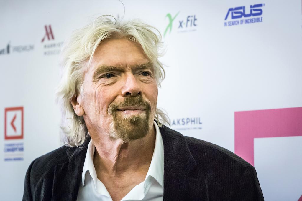 ¿Quieres ser exitoso? Empieza por estas reglas de oro de Richard Branson