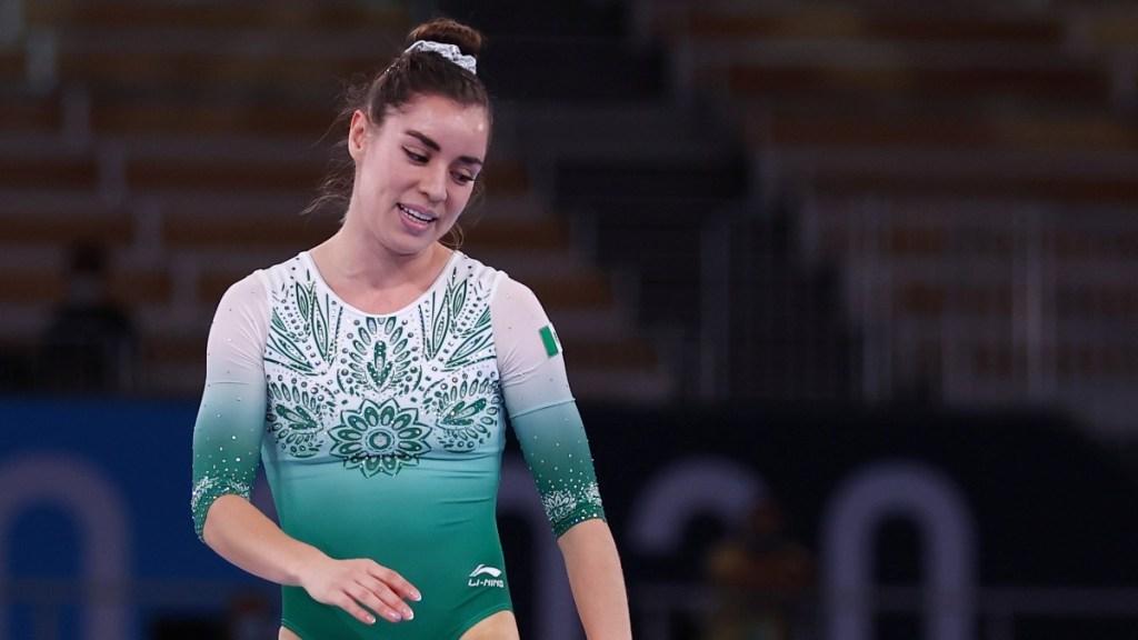 Dafne Navarro: primera atleta mexicana en lograr una histórica final en gimnasia en trampolín