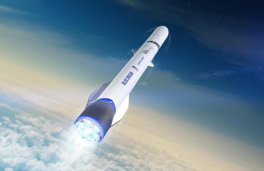 Jarvis: conoce el cohete espacial reutilizable y de bajo costo, que pronto lanzará Jeff Bezos