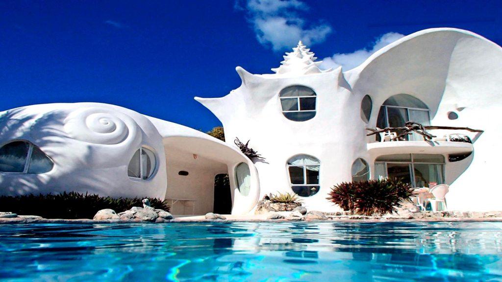 5 increíbles estancias de Airbnb en México ¡que debes visitar!