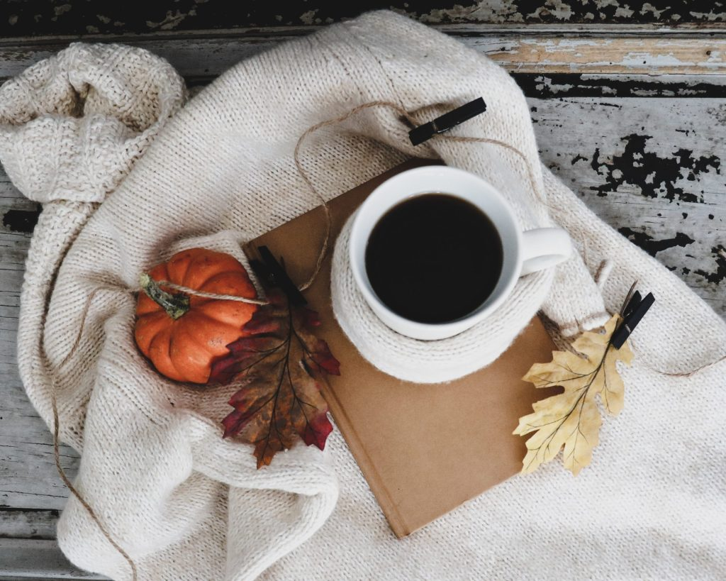 5 libros que te pondrán en el 'mood' de otoño que necesitas