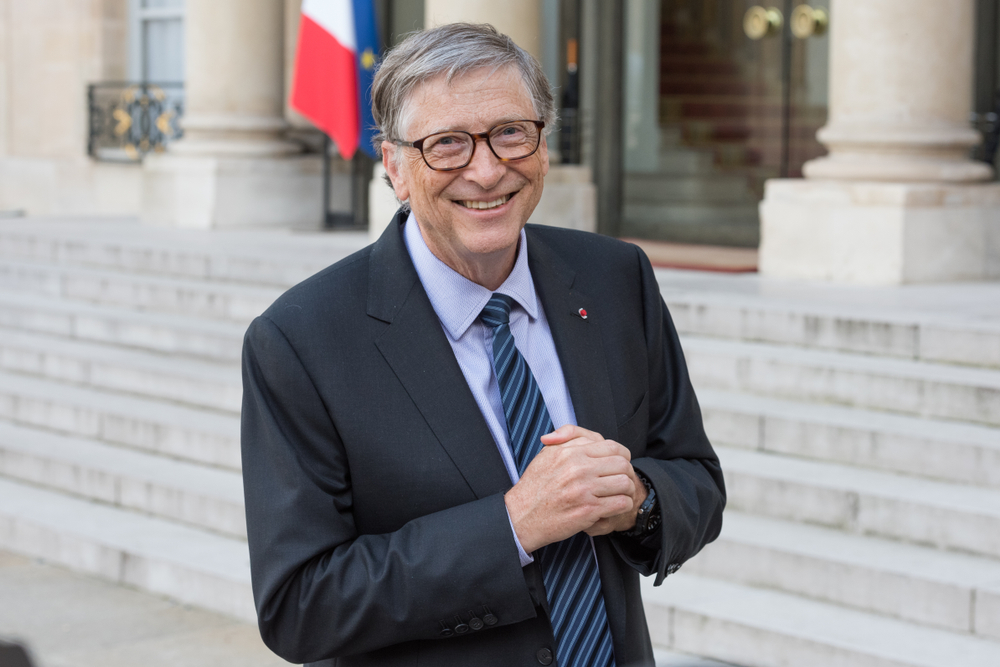 Bill Gates confiesa que los «más vagos» son los que se convierten en mejores empleados