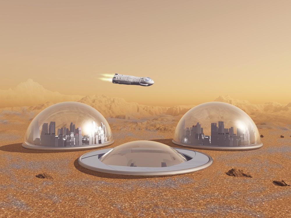 Primeros humanos podrían llegar a habitar Marte en ¡12 años!
