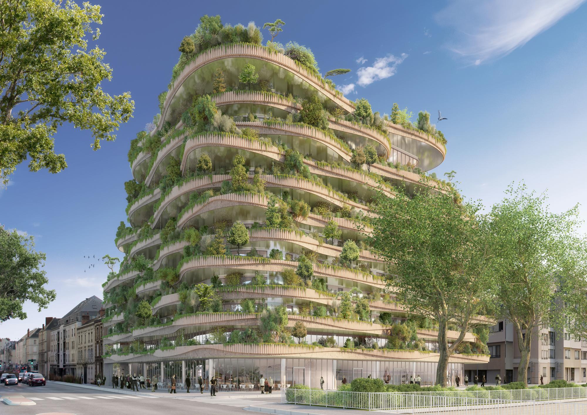 París planea convertirse en una 'Smart City' 100% sostenible para 2050
