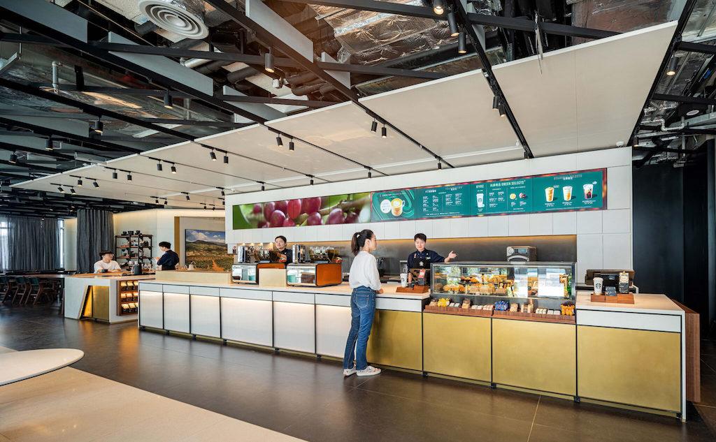 Starbucks abre en Shanghái su tienda más ecológica hasta ahora