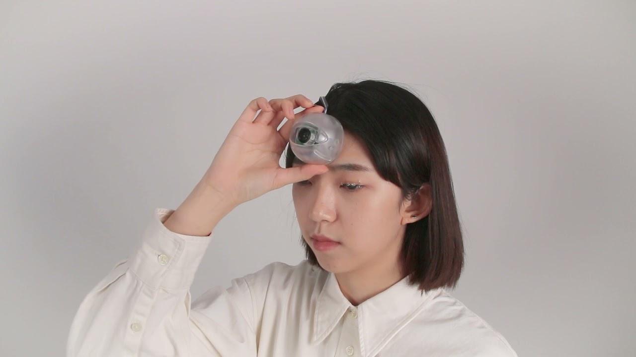 'Tercer Ojo': un invento para los adictos al celular que previene accidentes