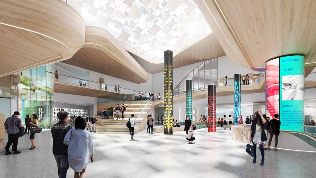 """El primer museo """"energía cero"""" en Corea del Sur pronto abrirá sus puertas"""