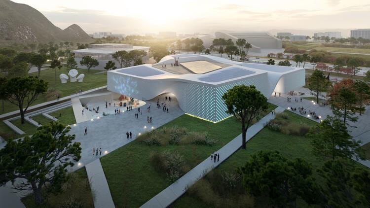 El primer museo «energía cero» en Corea del Sur pronto abrirá sus puertas
