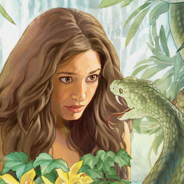 Devil Eden Snake Garden