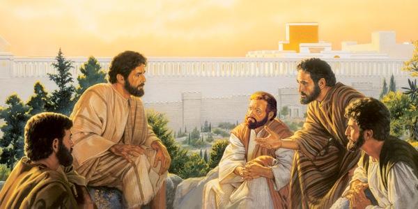 """""""Dize-nos: Quando sucederão estas coisas?"""" — BIBLIOTECA ON ..."""