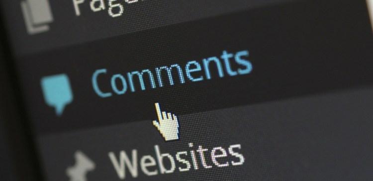 Kommentare optimieren