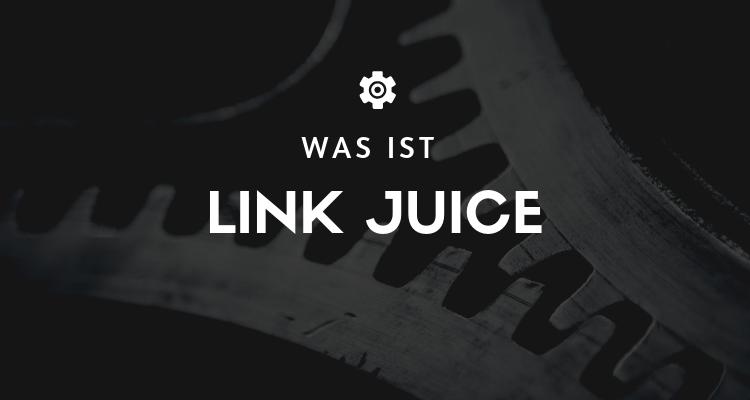 Was ist Link Juice