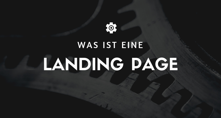 Was ist 1 4 - Landing Page
