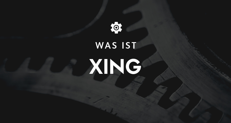 Was ist XING