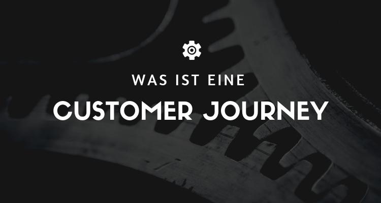 Was ist 27 2 - Customer Journey