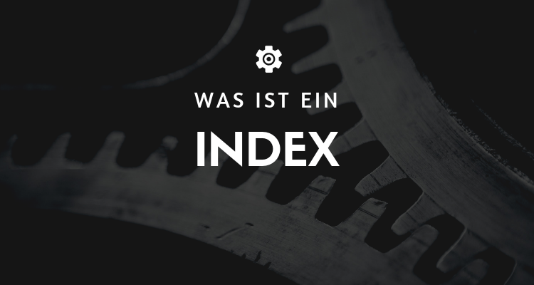 Was ist 50 - Index