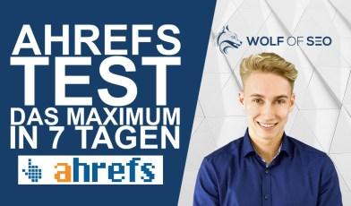Ahrefs1 - SEO Agentur Berlin
