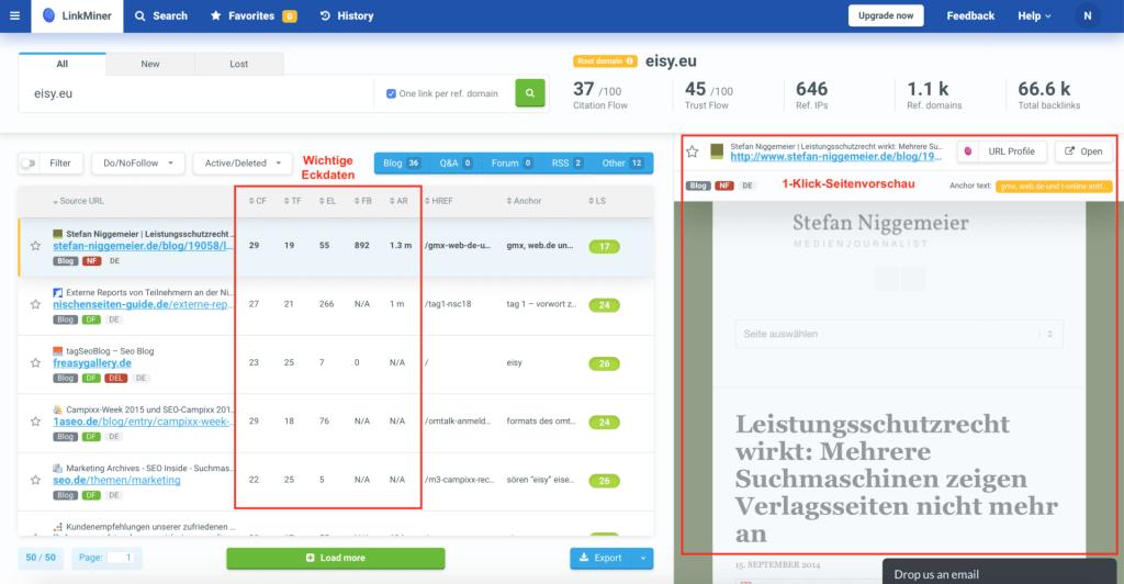 Bildschirmfoto 2019 08 26 um 09.30.08 1 1024x532 - KWFinder Testbericht: Was taugt das Keyword Tool?