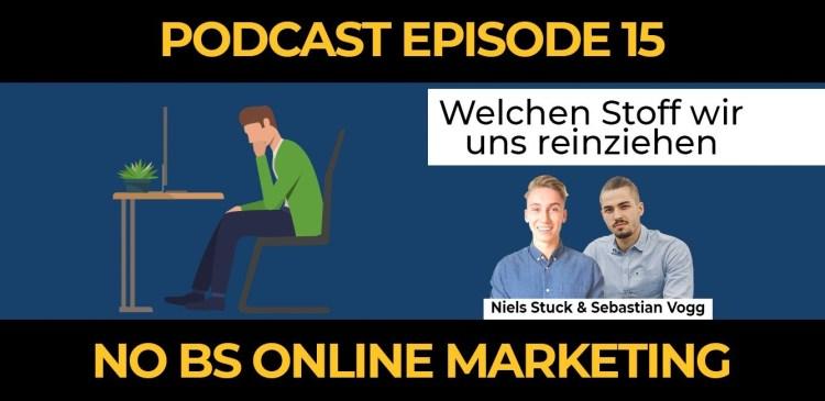 15 - Episode 13: Jung und Selbstständig - Q&A