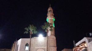 Minarett in Bethlehem