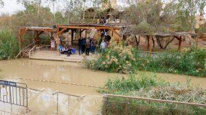 Ein Blick auf Jordanien - Jordan Taufstelle