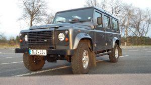 Land Rover Defender Experten und Ausrüster