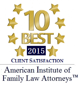Kristen Wolf Has Been Nominated and Accepted as 2015 AIOFLA'S 10 Best in Connecticut For Client Satisfaction