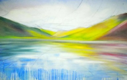 Leaky Lake