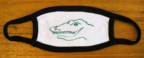 Kids' Alligator Mask