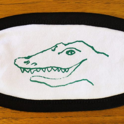 Kids' Alligator Mask