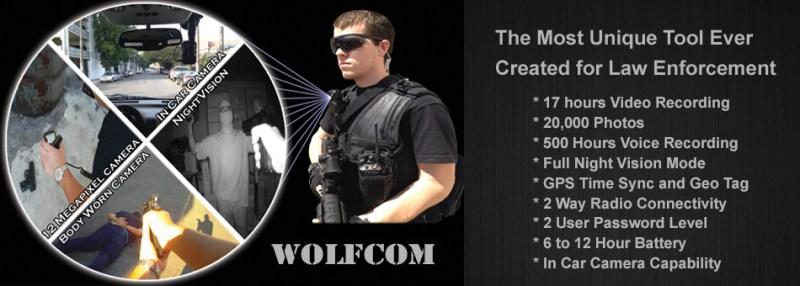 WOLFOCM 3rd EYE features.