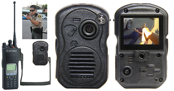 police body camera, Wolfcom 3rd Eye