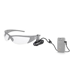 POV clip on glasses camera for body camera