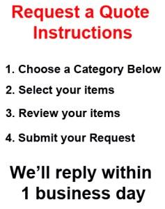Request a quotation instructions