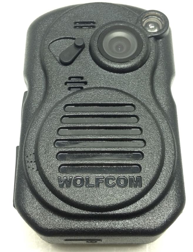 authentic 3rd eye police body camera by wolfcom