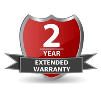 extended 2 year warranty for body cameras