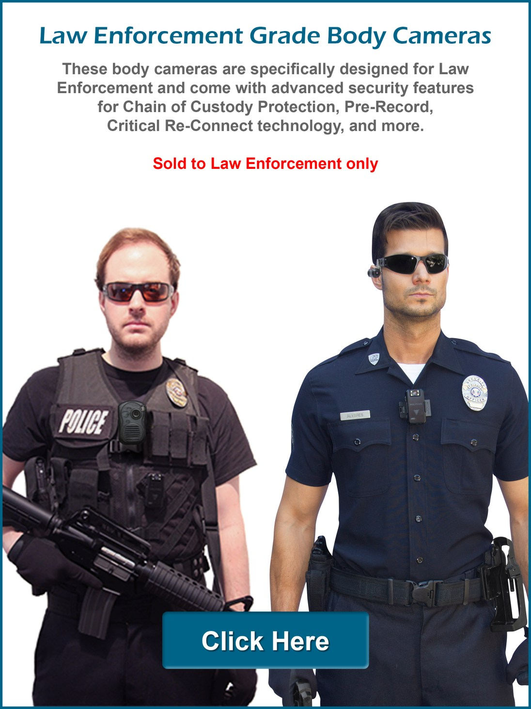 wolfcom specializes in body cameras for law enforcement
