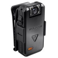 wolfcom vision body camera with mounting clip