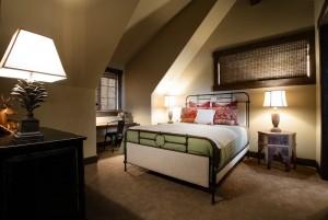 Guest Lodge Bedroom 2