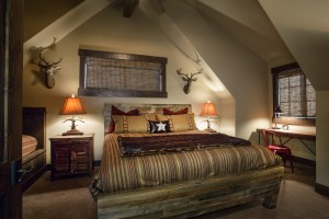 Guest Lodge Bedroom