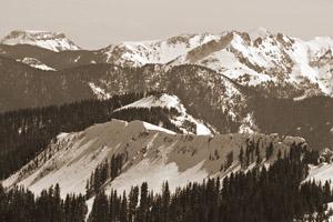 The Knife Ridge