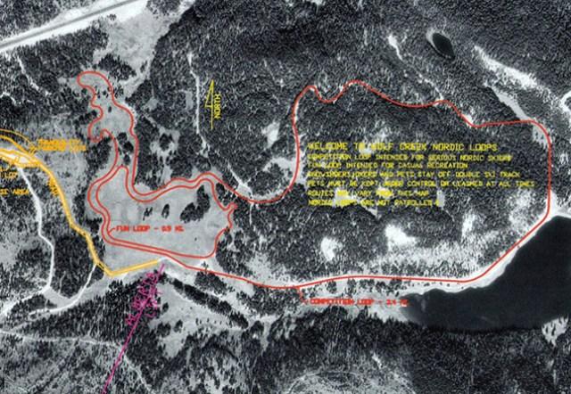 Wolf Creek Back Country Hikes Wolf Creek Ski Area