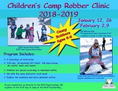 Camp Robbers